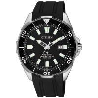 CITIZEN星辰BN0200-13E光動能大三針潛水錶