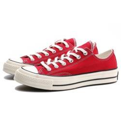 CONVERSE CHUCK 70 低筒中性休閒鞋 紅164949C