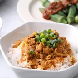【家咖哩】香辣咖哩肉燥常溫料理包2入盒