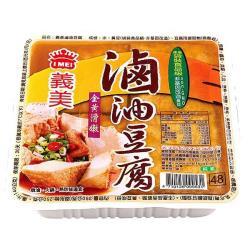 義美非基改滷油豆腐390g