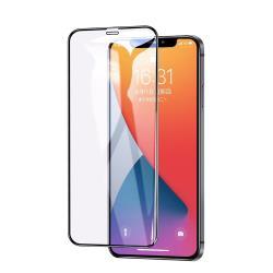 IN7 iPhone 12 Pro Max (6.7吋) 高清 高透光2.5D滿版9H鋼化玻璃保護貼 疏油疏水 鋼化膜