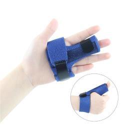 (JHS杰恆社)預購los0800手指固定帶五指骨折扭傷保護套食指中指佩戴保護恢復