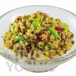【蘭揚食品】黃芥籽藜麥毛豆(200g)