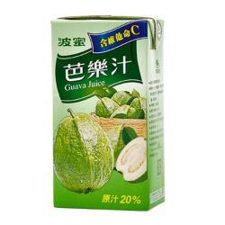 波蜜 芭樂汁300ml(6入)
