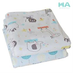 【HA Baby】防水保潔墊 長180寬100(3種尺寸規格 適用長180cm寬100cm床型)