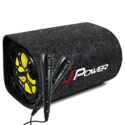JPOWER 10吋雷神低音砲藍牙音響 (KTV版) JP-SUB-02