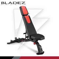 BLADEZ  F2708高耐重可調式重量訓練椅