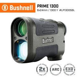 [美國 Bushnell 倍視能] Prime 1300 先鋒系列 7-1300碼 6x24mm 雷射測距望遠鏡 LP1300SBL