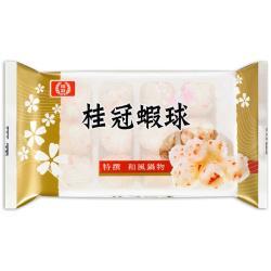 桂冠蝦球120g±10%