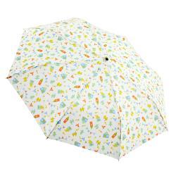 RAINSTORY雨傘-童話小木屋抗UV雙人自動傘