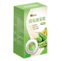 蘿莉絲塔穩糖苦瓜綠茶健康飲-獨