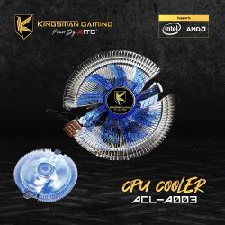 【AITC】艾格 KINGSMAN GAMING ACL-A003 CPU散熱器
