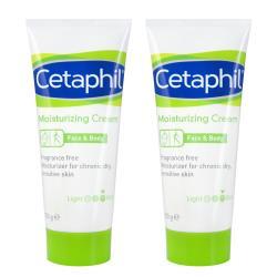 Cetaphil舒特膚 長效潤膚霜100g (二入組)