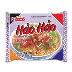 【越南】HAO HAO泡麵系列(沙嗲風味炒麵)x1箱