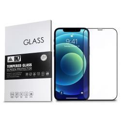 IN7 APPLE iPhone 12 (6.1吋) 高透光3D滿版9H鋼化玻璃保護貼 疏油疏水 鋼化膜