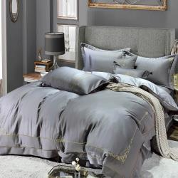 【型錄】HOYACASA  奢華刺繡 加大 300織兩用被床包組-型/網