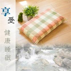 Jenny Silk.健康淹水石枕.雙面設計.四季均可享受健康睡眠.全程臺灣製造