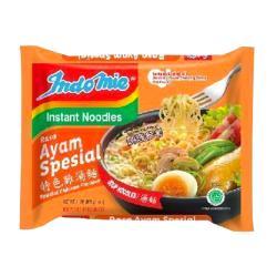 【印尼】Indomie 營多 炒麵 泡麵 X1箱(特色雞湯麵)