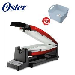 OSTER DuraCeramic 多功能陶瓷烤盤/三明治機 (CKSTCG20R)