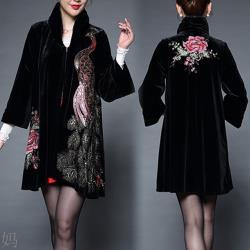 【KEITH-WILL】(預購)美搭款璀璨年代花朵外套