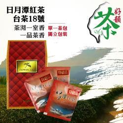 好韻台灣茶 日月潭特級紅茶包-10包(3g±3% /包)