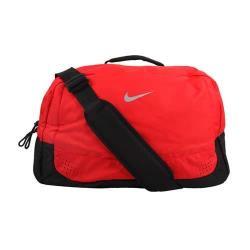 NIKE 大型運動斜背包 21L-行李袋 裝備袋 肩背包 側背包 反光