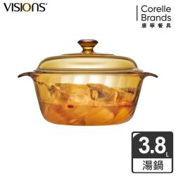 美國康寧 Trianon 3.8L晶炫透明鍋