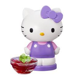 【盛香珍】Hello Kitty造型蒟蒻果凍禮桶(葡萄口味)265g/桶