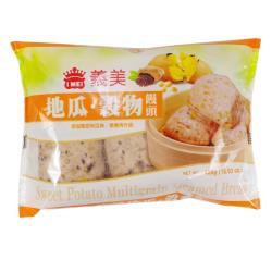 義美地瓜縠物饅頭(6入)