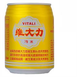 維大力 汽水255ml(24入/箱)