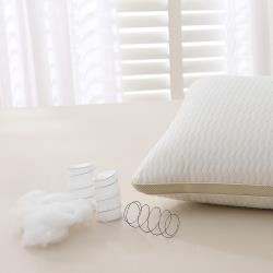 【 好關係 HAOKUANXI 】透氣釋壓獨立筒枕(2入)