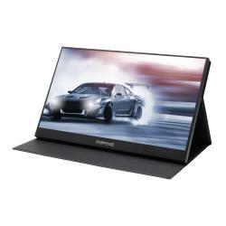 IS愛思 PLAYTV-P 17吋高畫質同屏超薄型可攜式行動液晶螢幕 (附可立式皮套/螢幕支架)