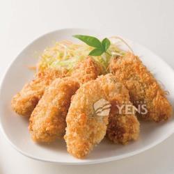 日本廣島裹粉牡蠣500g±10%(20粒)