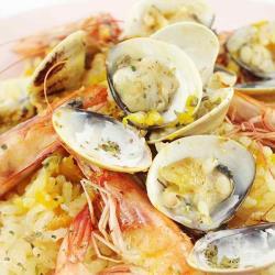 海鮮黃金燉飯食材包