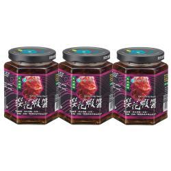 【宏嘉健康廚坊】宏嘉櫻花蝦醬3入組