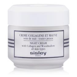 希思黎 緊膚晚霜 Botanical Night Cream With Collagen & Woodmallow 50ml/1.6oz