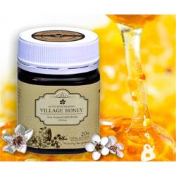 【小鎮蜂蜜台灣唯一總代理】乳化活性20+紐西蘭麥蘆卡蜂蜜-250g