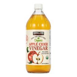 美式賣場 科克蘭 有機蘋果醋946毫升