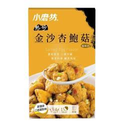 【小磨坊】金沙杏飽菇(風味料)30公克
