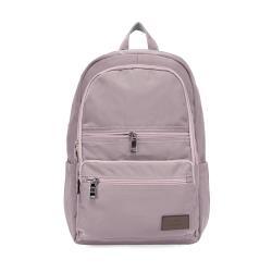 J II 後背包-極限水洗雙拉鍊後背包-藕紫色-6566-12
