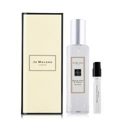 Jo Malone 英國梨與小蒼蘭香水(30ml)-國際航空版+品牌針管香水(1.5ml)-超值特惠組