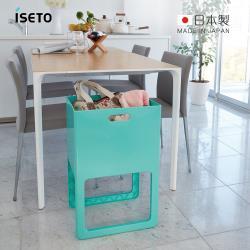 日本ISETO 日製ACOT折疊式桌邊萬用籃