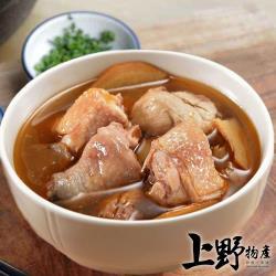 (年菜任選999免運)【上野物產】台灣美味鮮饌 麻油雞醬包(150g土10%/包 固形物30g) x1包