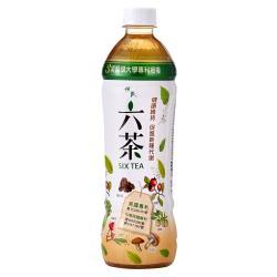悅氏 六茶550ml(24入/箱)-分眾