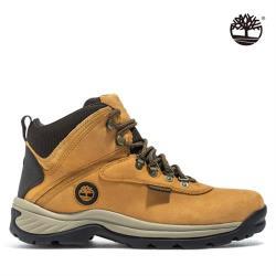 Timberland 男款小麥黃防水健行靴14176231