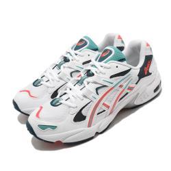Asics 休閒鞋 Gel Kayano 5 OG 男鞋 亞瑟士 運動休閒 避震 老爹鞋 穿搭 白 綠 1021A280102 [ACS 跨運動]