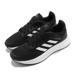 adidas 慢跑鞋 Galaxy 5 運動休閒 女鞋 愛迪達 路跑 透氣 基本款 穿搭 黑 白 FW6125 [ACS 跨運動]