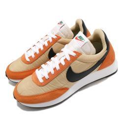 Nike 休閒鞋 Air Tailwind 79 運動 男女鞋 經典款 舒適 簡約 情侶穿搭 麂皮 橘 白 487754703 [ACS 跨運動]