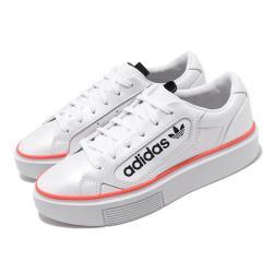 adidas 休閒鞋 Sleek Super W 厚底 女鞋 EF4956 [ACS 跨運動]