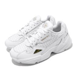 adidas 休閒鞋 Falcon W 老爹鞋 女鞋 FV8257 [ACS 跨運動]
